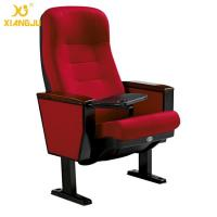 Buy cheap School Africa Style Auditorium Chairs With MDF Writing Table Foldable Seat from wholesalers