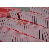 China Red L angle /  Red GPO-3 L angle / Red cable bridge / Red angle insulation wholesale