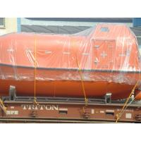 China DNV, ABS, BV, GL, CCS Approvals Oil Platform Totally Enclosed Life Boat wholesale