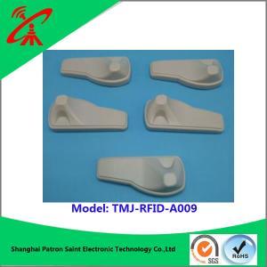 China 58KHZ am soft label and UHF RFID label inside RFID tagclothing uhf rfid tag AM/RFID Combination eas hard Tag wholesale