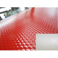 China Embossed Color Coated Steel Coil, Ral Color , 0.16mm - 0.8mm Painted Steel Coil wholesale