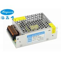 China AC To DC RGB LED 12V 5A Power Supply With Overload Protection wholesale