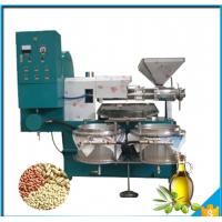 China Stainless Steel Edible Oil Production Line Automatic Olive Oil Press Machine wholesale