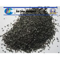 China Sandblasting Brown Aluminum Oxide Solid Grit Appearance For Metal Parts wholesale