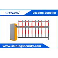 Buy cheap Automatic Boom Barrier Gate , Parking Boom Gate 3-6 Seconds High Speed from wholesalers