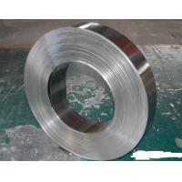 China High quality 7mm - 350mm Width 201 / 202 / 304 Cold Rolled Stainless Steel Strip in Coil wholesale