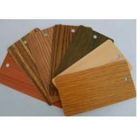 China Heat Transfer Wood Grain Powder Coating, SGS Sublimation Coating For Metal wholesale