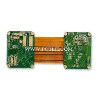 Buy cheap 4Layer rigid-flexible printed circuit board, Professional flexible manufacturer from wholesalers