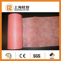 China Biodegradable Non Woven Spunbond Household Cleaning Cloth For Wiping Kitchen wholesale