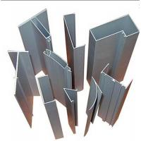 China Thin Wall Aluminum Extrusion Channel With U / T / I Channel Shaped wholesale