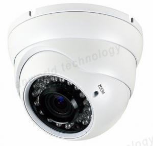 Quality 1000TVL 30m IR distance varifocal 2.8~12/4~9mm lens IR Metal Dome CMOS Camera for sale
