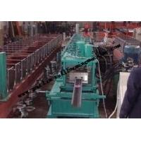 China Quick Interchangeable C Purlin Cold Roll Forming Machine , Z Purlin Machines wholesale