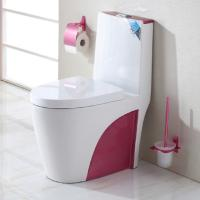 China Cheap Ceramic Bathroom Suites Toilet Sets Proffesional China Factory wholesale