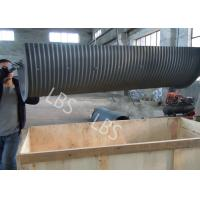 China Stainless Steel and Carbon Steel Wire Rope Sleeves with Spiral Grooving wholesale