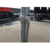 Quality Builder Tools Adjustable Steel Shore Posts Durable For Temporary Support for sale