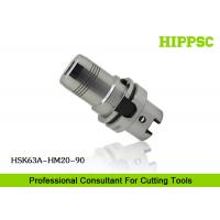 Quality HSK63A Hydraulic Tool Holders Made Of Special Steel With Long Shank for sale
