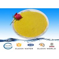 China Industry PAC chemical for textile waste water treatment as settling flocculant CAS No 1327-41-9 wholesale