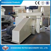 China Horizontal ring die feed pellet mill machine cattle feed pellet machine wholesale