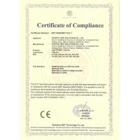 Traffic Tech Solutions Co., Ltd. Certifications