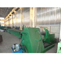 China Automatic Metal Deck Roll Forming Machine For 0.8mm Galvanized Steel Floor Deck wholesale