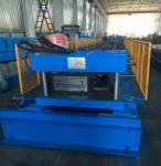 China Sheet Length 2000 - 6000mm Punching Press PLC Cable Tray Machine Gear Box Driven wholesale