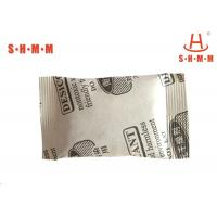 China Natural Clay Calcium Chloride Desiccant , Small Desiccant Packs Non - Corrosiveness wholesale