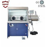 China Large Glove Box with Gas Purification System and Digital Control on sale