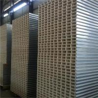 China waterproof and fireproof 50mm MGO exterior sandwich wall panels for supermarket on sale