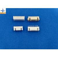 China Pitch 2.50mm PCB connector, single row 180° wafer  connector, XH shrouded header wholesale