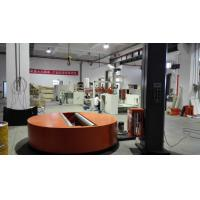 Quality Economic Type Pallet Shrink Wrap Machine , Turntable Automatic Packing Machine for sale