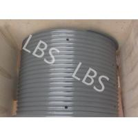 China Deck Machinery Winch Lebus Sleeve Steel Wire Rope Split Sleeve wholesale