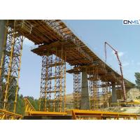 China Durable Bridge Formwork Systems High Precision Wide Range Height Adjustment wholesale
