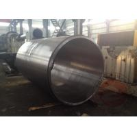 China Alloy Steel Machined Heavy Steel Forgings Transmission Shaft , 18CrNiMo7 - 6 1045 wholesale