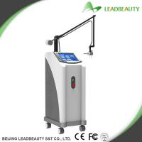 China Fractional Carbon Dioxide Laser With Wind Cooling System 1-100ms Pulse Width wholesale