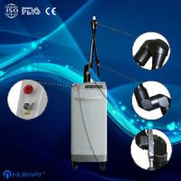 China Adjustable Q Switched ND YAG laser for Pigmented lesions;Vescular lesions wholesale