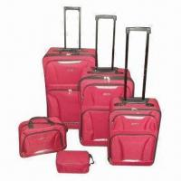 China 5pcs Trolley Luggage Set with 2 Wheels on sale