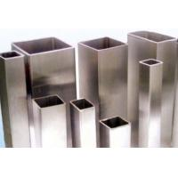China Square Alloy Aluminum Extrusion Rectangular Tube for Decoration wholesale