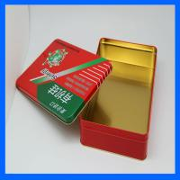 China high quality metal health care food tin container ,metal tin gift box manufacturer on sale