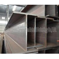 China Stainless Steel I Beam Steel H Beam Black Carbon Q34B Grade DIN Standard wholesale