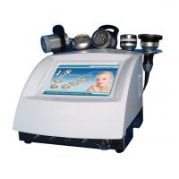 China Vacuum Ultrasonic Cavitation Machine , Bio LED Skin Lifting RF Slimming Machine wholesale