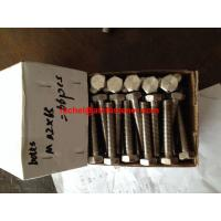 China hexagon bolt with nut and washer A193 B8MLCuN wholesale
