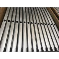 Buy cheap Anodized after Machining Aluminum Cutting and CNC Drilling Frame from wholesalers