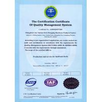 Bakue Commerce Co.,Ltd. Certifications