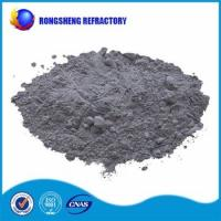 Insulating Castable Refractory Al2O3 / SiC Steel Fibre Reinforced For Lime Kiln for sale