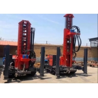 China Customized Big St 200 Meters Pneumatic Drilling Rig wholesale