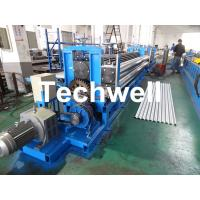 China Coil Thickness 0.18-0.4mm, High Strength Steel Sheet Horizontal Corrugated Sheet Roll Forming Machine wholesale