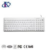 China IP68 Washable Medical Keyboard with ON/OFF Backlight Button Using in Hospital wholesale
