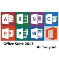 Home and Student Microsoft Office 2013 Key Code License Windows 32 Bit 64 Bit Personal