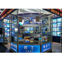 Quality Single Sided Advertising Crystal Led Light Box DisplayMagnetic With Acrylic Frame for sale