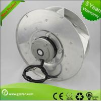China FFU EC AC Centrifugal Blower Fan Back Curved For Houses / Buildings Ventilation wholesale